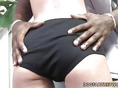 Anal slut kaylee hilton loves interracial sex