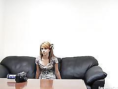 Cute lauren's anal fail