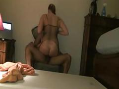 Cunt grinding cock  on chair
