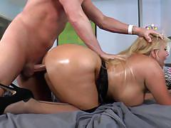 Busty milf karen fisher just cant get enough