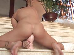 Ftvgirls melissa riding ftv monster dildo