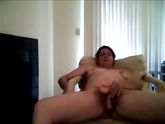 Second dildo video