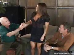 Cougar wife wants a new lover