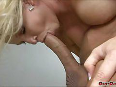 Sexy rachel love gets her pussy slammed