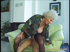 blowjob, big tits, cumshot, facial, anal, mom, mature, amateur, granny, old