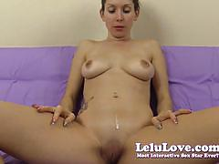 Sensual lelu love strips