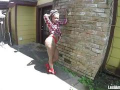 Lexi amors backyard pov-trailer