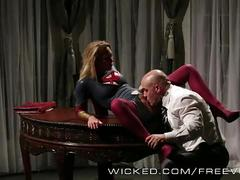 Wicked - lex fucks supergirl