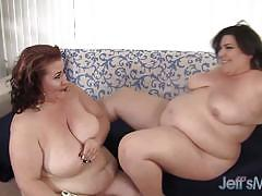 Bbw bella bendz loves teasing her partners slot