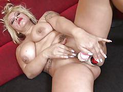 tattoo, big ass, high heels, solo, masturbation, big boobs, dildo, blonde mature, sucking dildo, mature nl, alejandra