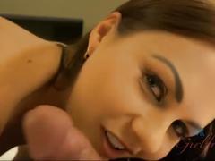 Tina kay sucking and fucking your cock