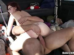 Cock hungry aubrey james