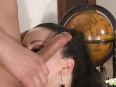 Hasta la garganta - spanish deepthroat - full scene