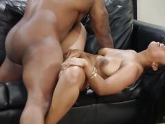 Hot ebony beautiful girl