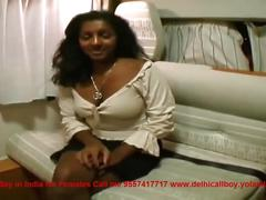 Indian wife fuck in train