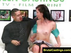 Fetishnetwork renee roulette bondage sex on couch