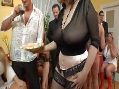 The best milf party part 1.