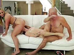 Aj applegate and karla kush squirting out every last drop