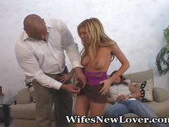 interracial, blowjob, wife, bigcock, hugecock, oral, missionary, swinger, doggie, cuckold, sharing, lover, cuckoldry
