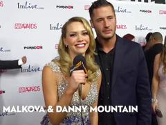 Worst thing used as lube? 2015 avn red carpet interviews pornhubtv