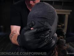 Brutal dungeon bondage mindfuck