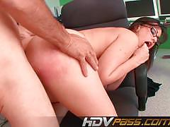 Hdv pass seductive jennifer white gets her pus...