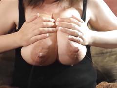 Big lactating boobs compilation (slowmoedition)
