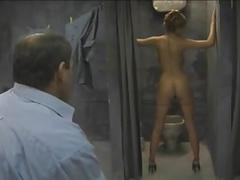 Old men - masturbate & play with younger women