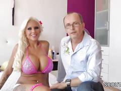 German biggest boobs pornstar vanity fucks with old men - fr