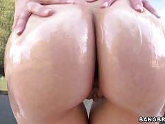 Bangbros network pussy pounding smoking hot bl...