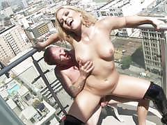 Elegant angel alexis texas is pussy pounded an...