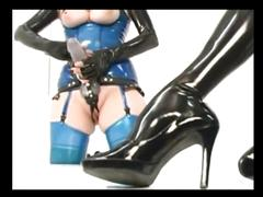 hd videos, latex, lesbians, strapon