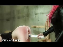 Wasteland bondage sex movie - love technology (pt 1)