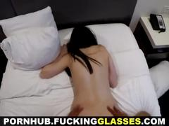 Fucking glasses - great fuck with 18yo escort