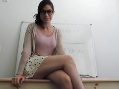 English teacher joi