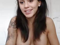 French girl make amazing squirt