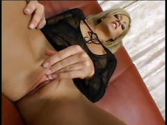 Hot sexy bitch gets ass fucked