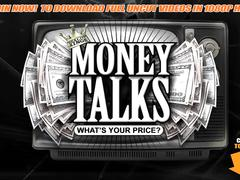 Money talks - knees down ass up