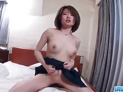 Jav hd rampant brunette fucked hard and rough