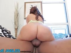 big ass, big dick, big tits, interracial, evasive-angles, big-cock, big-boobs, booty, latina, big-ass, blowjob, cowgirl, bbc, ass-clap, twerking-on-dick, riding