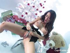 Capri cavanni gets hot and naughty