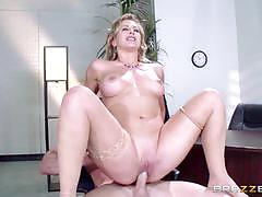 Brazzers network cherie deville means business