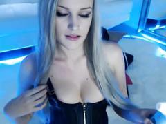 Sexy blond alice