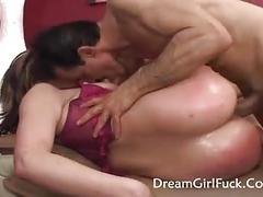 Tyla wynn - big ass milf do a masturbation and banged