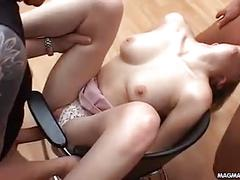 Magma film german office slut fucked in all her holes