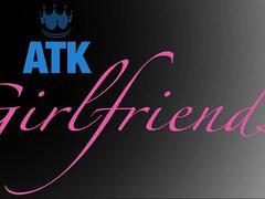 Skye west and nikki next put together a good lesbian show