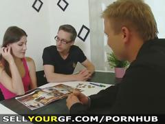 Sell your gf - girlfriend-selling business