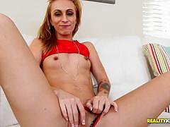 Reality kings sexy babe katie marie banged in...