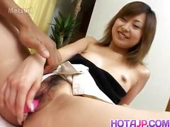 Sayaka hagiwara has snatch touched outdoor and fucked in hou