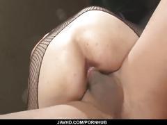 Strong hardcore sex show with amazing kanako iioka